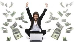 dinheiro com internet