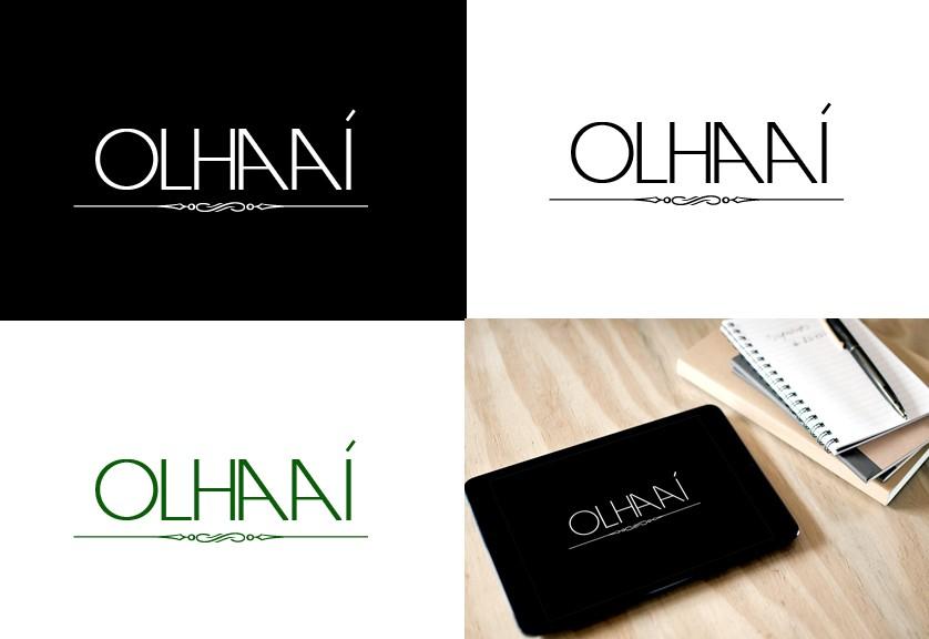 logo olhaai classico